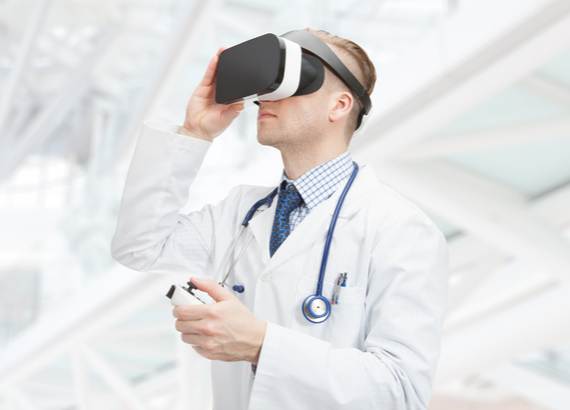 Why Virtual Reality and Surgical Theater?